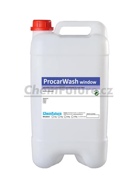 PROCAR-WASH window (10 kg)